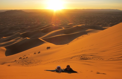Enjoying-the-Sahara-Erg-Chebbi