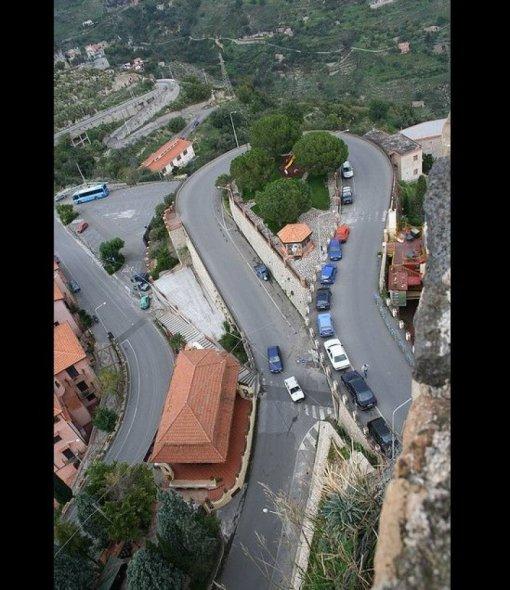 Castelmola Village_ Sicily, Italy Photo by atgof.co