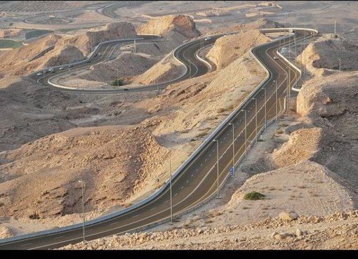 Jebel Hafeet Mountain Road_ Al Ain, United Arab Emirates Photo by Arki97