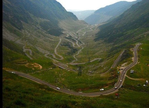 Transfagarasan Highway_ Transylvania, Romania_ Photo credit- Alex Mihalcea